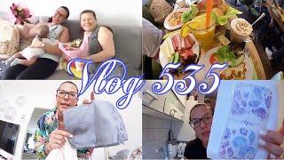 Erster Muttertag! l Urlaubs Haul l XXL Pakete, PR Pakete, Glossybox Unboxing l Vlog 535