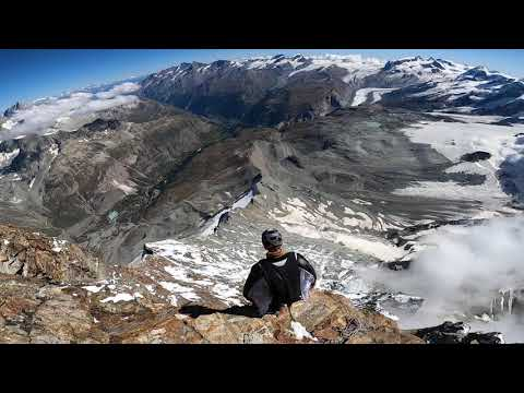 Incredible Wingsuit Flight From the Top of the Matterhorn