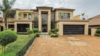 5 Bedroom House for sale in Gauteng   Centurion   Centurion West   Blue Valley Golf Est  