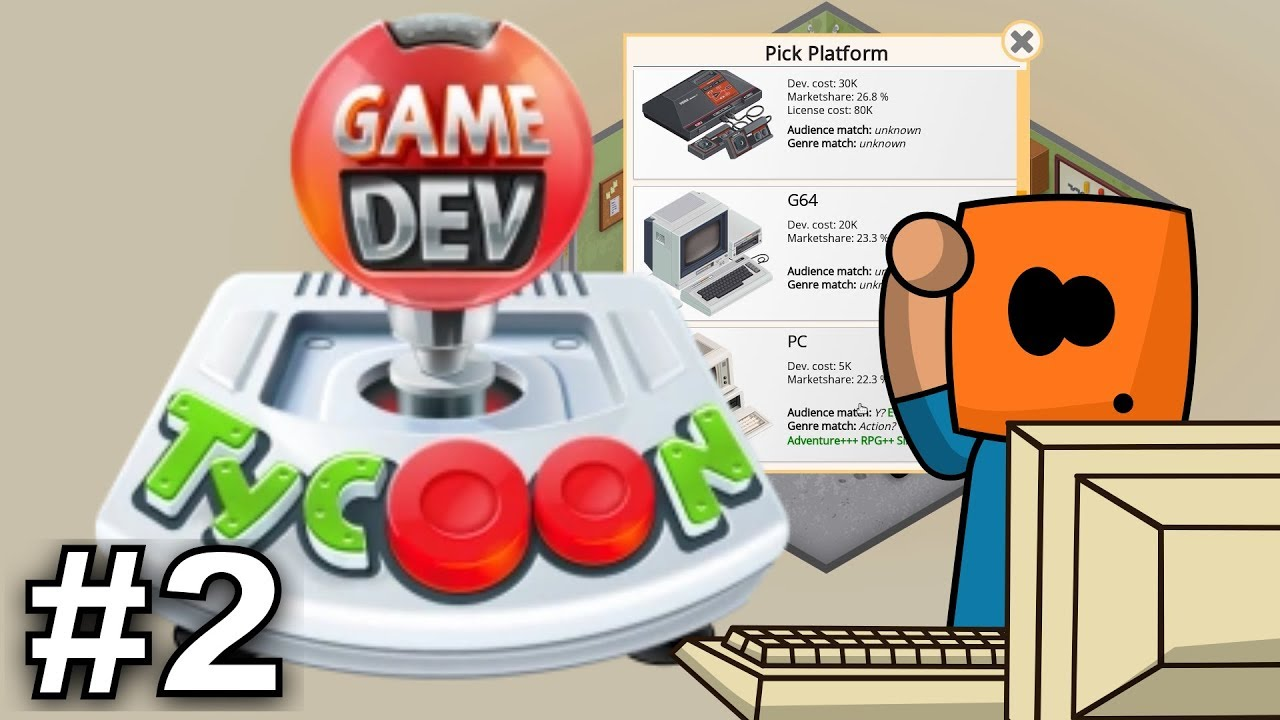 Game Dev Tycoon #2 | Game Contracts and Game Reports