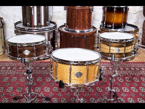 Evetts Drums Snare Drums – Drummer's Review