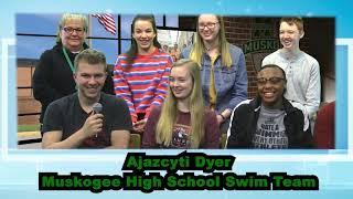 MHS Swim Team Going toState 2019