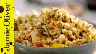 Egg Fried Rice | Jamie Oliver