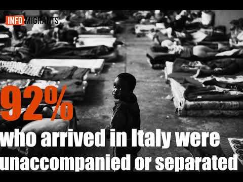 کودکان پناهجو در اروپا