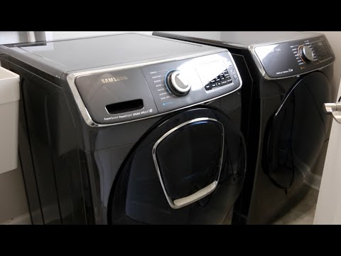 Samsung Washer & Dryer Favorite Features Review