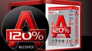 Descargar E Instalar Alcohol 120% Windows ,7,8,10 FULL ESPAÑOL MEGA,