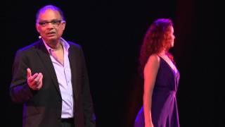 Les Mots Et Rythmes Du Désir - Alain Héril&Elodie Auger At TEDxVaugirardRoad 2013