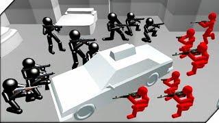 СПЕЦНАЗ ИЗ СТИКМЕНОВ - Игра Battle Simulator: Counter Stickman. Игры на телефон