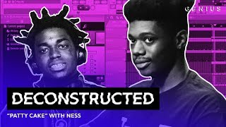 "The Making Of Kodak Black's ""Patty Cake"" With Ness 