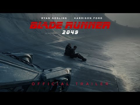New Blade Runner 2049 trailer declares conflict · Coming Distractions · The A.V. Membership