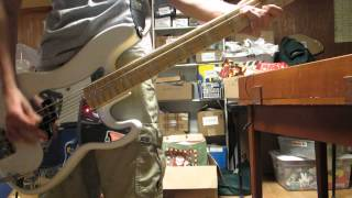 Thats Youth- Anti Flag bass cover