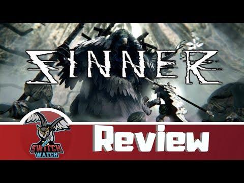 Sinner: Sacrifice for Redemption Nintendo Switch Review-TOUGH! video thumbnail