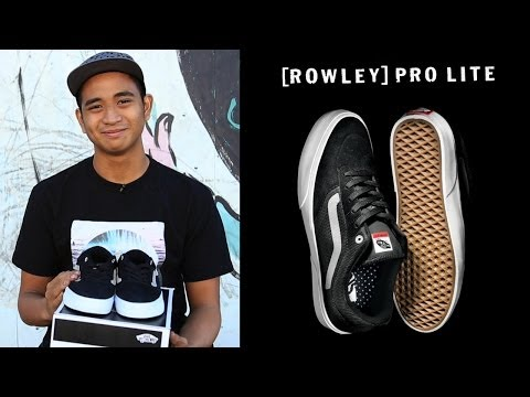 Vans Rowley Pro Lite Review ft. Uncle Sam Bellipanni