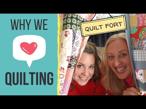 Why We Love Quilting | Guide To Quilting Class | Learn How To Quilt