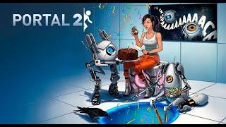 Portal 2 | Полное прохождение【Без комментариев】【1080p:60FPS】