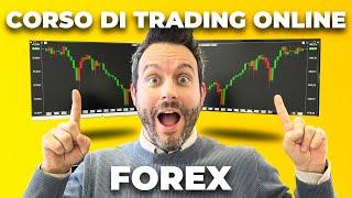 Corso di Trading Online per chi Comincia da Zero