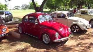 preview picture of video '4º Encontro de Fuscas e Carros Antigos - São Borja Fusca Clube'