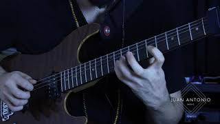 "Juan Antonio ft. Guitar Solo on Israel Romero's ""Alien"""