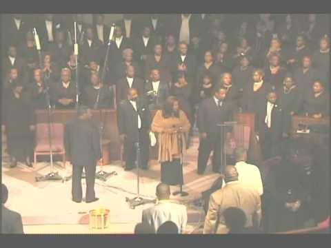 Detroit Mass Choir & Vanessa Bell Armstrong – Peace Be Still