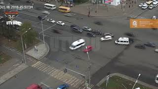 UTV. Подборка аварий Уфы и Башкирии 18.10.2018 г.