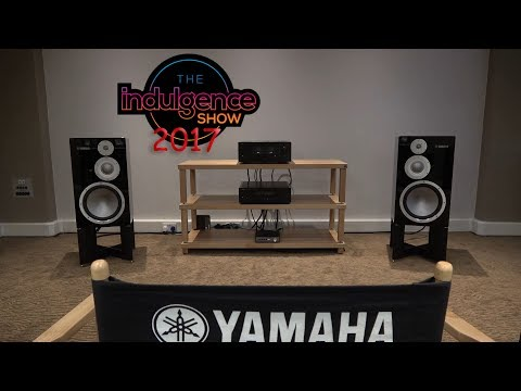 External Review Video dZSYdv9m1jY for Yamaha NS-5000PNST Stereo Bookshelf Speakers with Stands