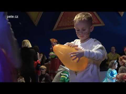 Dětský karneval v Přestavlkách