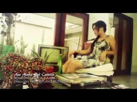 Ana Del Castillo Cantando Ingles Ana Del Castillo