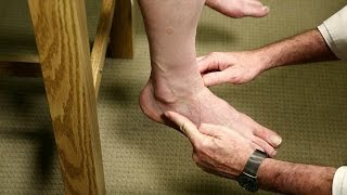 How to Examine the Ankle | Merck Manual Professional Version
