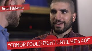 """""""Nobody dared to do what Conor has done to Khabib!"""" - Ariel Helwani breaks down UFC 229"""