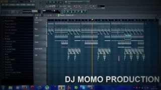 Katy Perry ft. Juicy J - Dark Horse Instrumental Remake By Dj MoMo