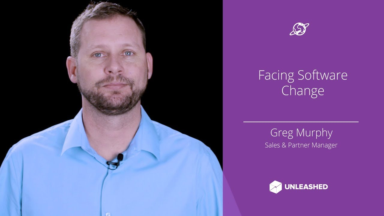 Facing Software Change YouTube thumbnail image