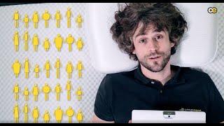 Colchón Exprés El nuevo colchón Ingravity Sleep Adapt anuncio