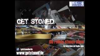 GET STONED - die rolling stones show - 50 Jahre Rolling Stones 2/2 (Interview @ Radio Jade 2012)