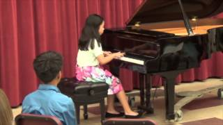 Peralada by Emily Bear performed by Abby G. (age 11)