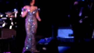 Diana Ross performing Fine and Mellow