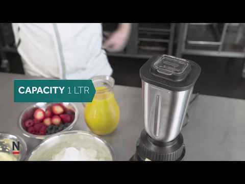BB255SK Dual Speed Bar Blender - CP341 Product Video