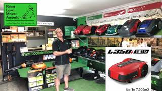 Robt Lawn Mowers Australia 2021 Overview