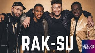 Rak-Su On 'Pyro Ting', Forming The Group, X Factor, Quick Fire Questions: Media Spotlight UK