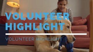 SDWR Puppy Raisers- Volunteer Highlight