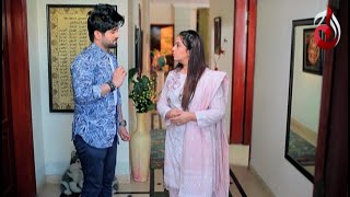 Kiya Asad Shabnam Kay Baray Main Ami Ko Bata Day Ga? | Comedy Scene | Pyar Kay Lashkaray Telefilm