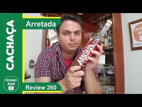 Arretada – Cachaça – Review 260