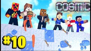 20,000 Likes In 48 Hours For A Saturday Mega Stream - Minecraft Cosmic Sky #10