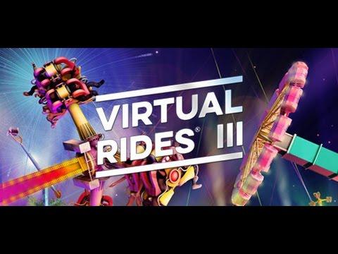 Virtual Rides 3 Funfair Ride Simulator | Release Trailer [English] thumbnail