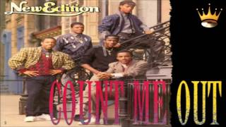 New Edition - Count Me Out (LP Version)