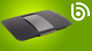 Linksys EA6700 WiFi AC Router Unboxing