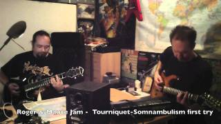 Tourniquet - Somnambulism covered by Roger and Mauce