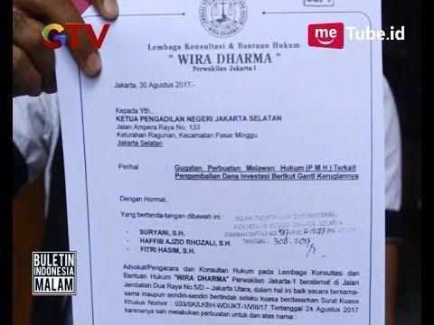 Dirugikan Hingga Rp 800 Juta, Korban Investasi Asuransi Laporkan Perusahaan ke Polisi - BIM 30/10