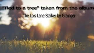 Tied to a Tree | Grainger & his art guitar