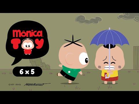 Mônica Toy   Pancadas de chuva e trovoadas (T06E05)