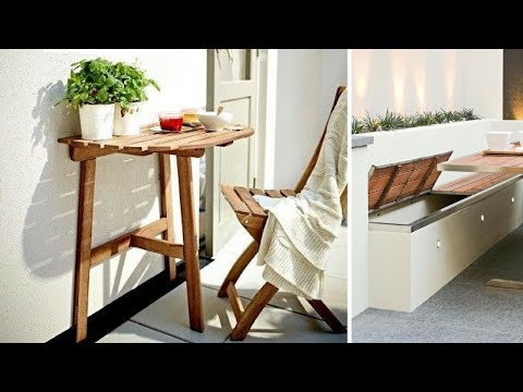 💕 5 DIY Outdoor Furniture Ideas for Small Backyard 💕